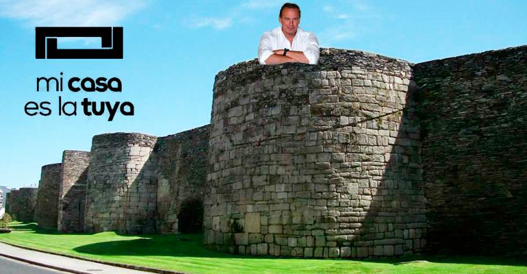 Bertín Osborne en Lugo