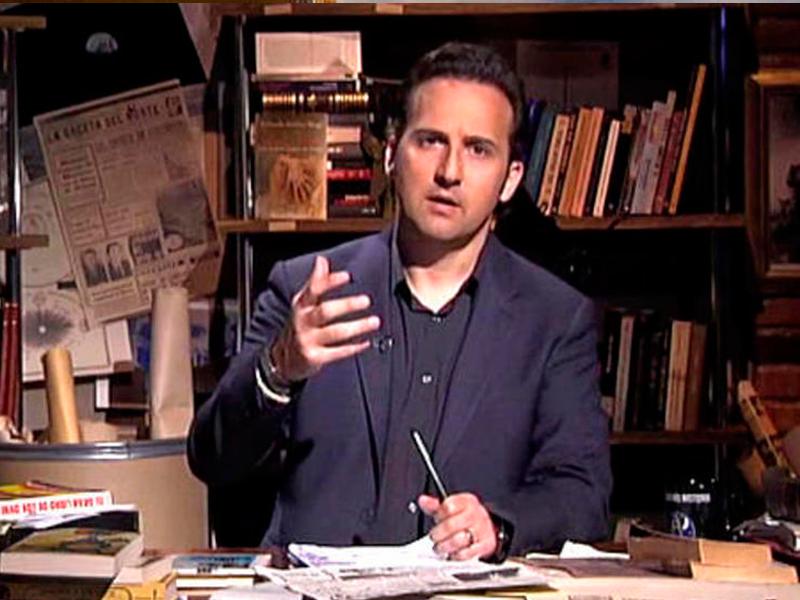 Iker Jiménez estudia el caso morango