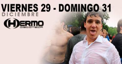 Froilán alquilará la discoteca Hermo para celebrar su particular fiesta de fin de año, que durará 3 días