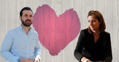 Antonio Ameijide y Lara Méndez se reconciliarán esta noche en First Dates especial San Valentín