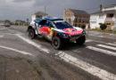 Carlos Sainz entrenará en las carreteras de A Mariña para el próximo Dakar