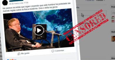 """Facebook cerrará el grupo """"Eres de Lugo si…"""" por una tensa discusión entre sus participantes sobre la teoría de cuerdas de Stephen Hawkings"""