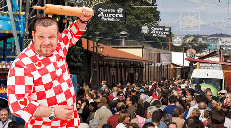 Alberto Chicote visitará San Froilán en 'Pesadilla en la Cocina' para intentar bajar el precio de la ración de pulpo