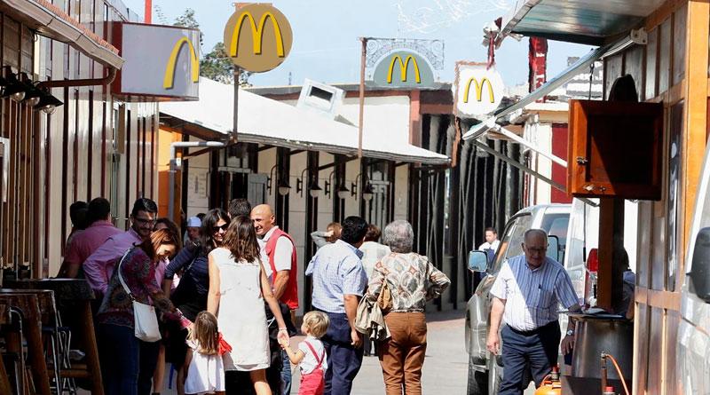 McDonald's adquiere finalmente la licencia para las cuatro casetas de San Froilán tras las debacle del pulpo