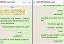 La Xunta alega que no puede decir al Ayuntamiento cómo derribar O Garañón porque Lara Méndez los ha bloqueado en WhatsApp