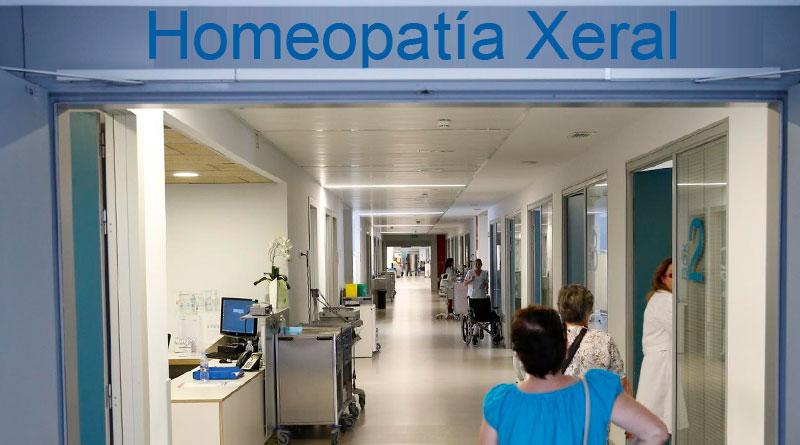 Un nuevo servicio de homeopatía funcionará en el HULA el doble de horas que hemodinámica