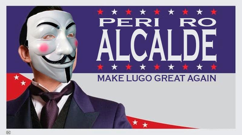 Peri Ro, Administrador de 'Eres de Lugo si…', presentará mañana su candidatura a la alcaldía en las próximas municipales