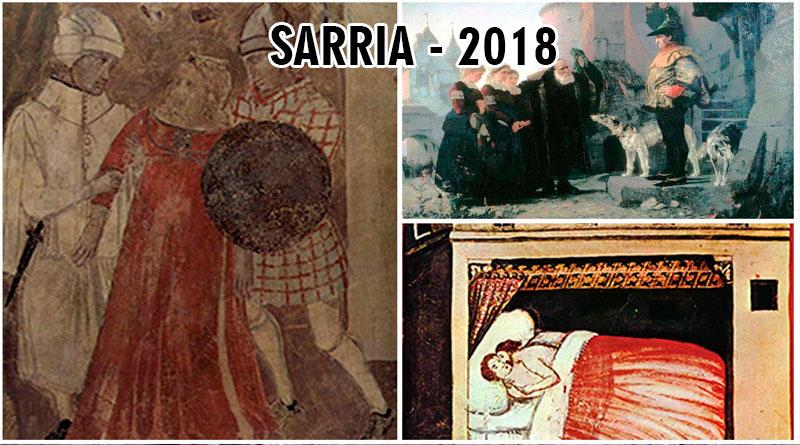 Sarria aprobará otras costumbres medievales como el derecho de pernada tras el éxito de la corrida de toros