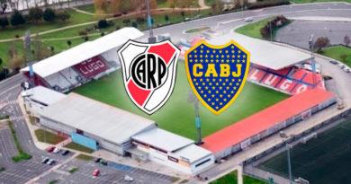 El Ángel Carro es la segunda opción escogida para el partido Boca – River si el Santiago Bernabéu no es capaz de asumir el dispositivo de seguridad