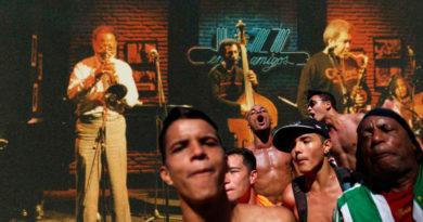 Decenas de latinos de A Milagrosa acuden al festival de jazz en el Círculo y se emocionan al descubrir música de verdad