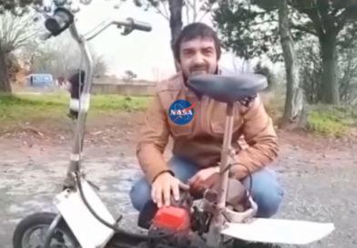 La NASA fichará al inventor del 'Patinete Frankenstein' para ayudar a ingeniería en las nuevas misiones a Marte