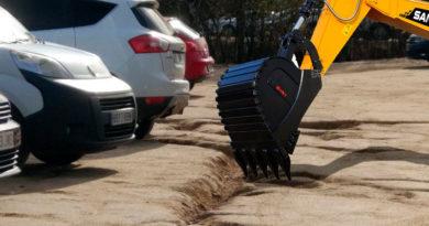 Comienzan las obras para el nuevo Leira Parking subterráneo