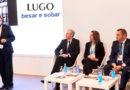 """Un error tipográfico presenta a Lugo en FITUR con la frase """"besar y sobar"""""""