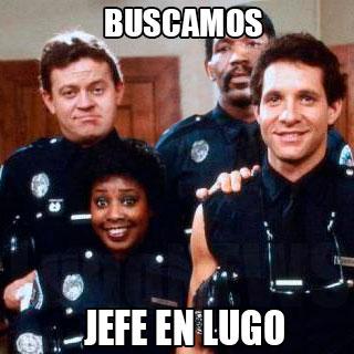 Buscamos jefe en Lugo