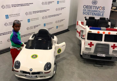 El HULA colocará hijos de gorrillas para controlar el aparcamiento de los nuevos coches que llevan a los niños a quirófano