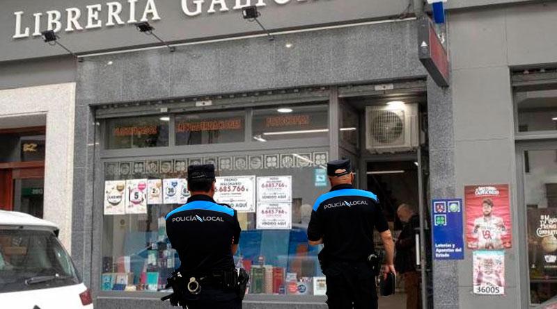 La Policía Local nombrará Jefe al agente cuyo nº de placa coincida con la terminación del próximo sorteo de la ONCE