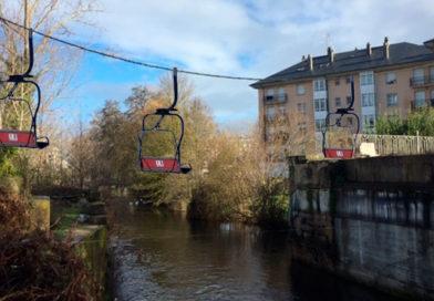 Comarcas: El Ayuntamiento de Sarria instalará un telesilla en la Rúa do Peregrino