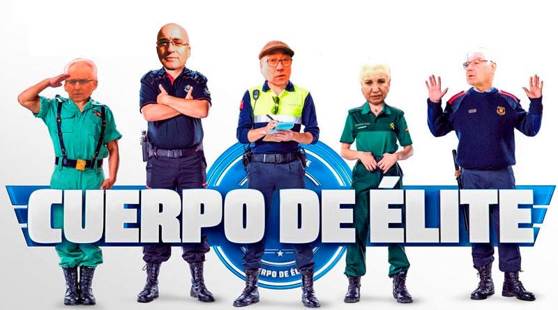 La nueva temporada de 'Cuerpo de Élite' estará basada en la patrulla vecinal antiokupas de As Gándaras