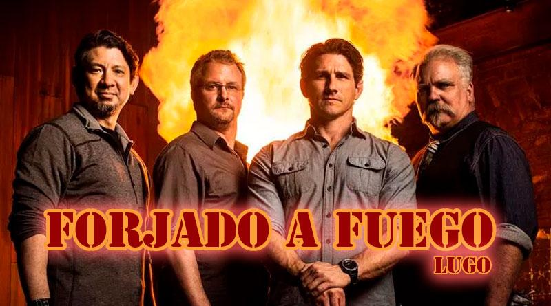 'Forjado a Fuego' grabará en Lugo un programa especial sobre armas para la caza del jabalí