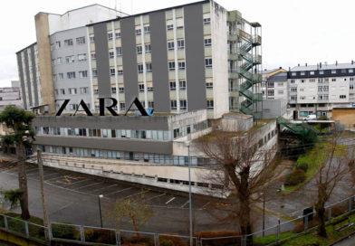 INDITEX adquiere 'in extremis' los edificios del viejo Xeral y lo transformará en una fábrica textil