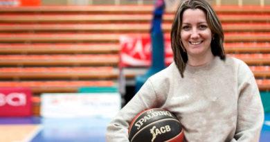 Lara Méndez se postula como próxima entrenadora del C.B. Breogán a partir de mayo