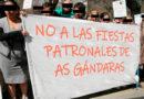 Los Okupas abandonan las casas de As Gándaras hartos del excesivo ruído de las fiestas