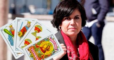 La Jueza del Tarot ya advirtió a Pilar de Lara que las cartas no le eran favorables