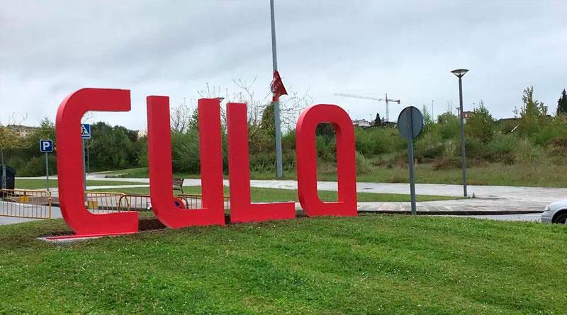 Las nuevas letras de acceso a la ciudad, víctimas de un acto vandálico en su primera noche