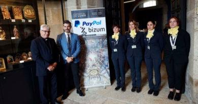 La Catedral de Lugo ya cobra por entrar, pero acepta pagos mediante Bizum y Paypal