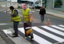 El hasta ahora Presidente de la Diputación, Darío Campos, busca alternativas a su puesto repintando pasos de peatones