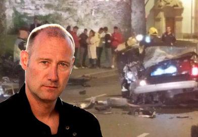 Pedro García Aguado se ofrece para llevar por el buen camino al joven que estrelló su coche en la Ronda