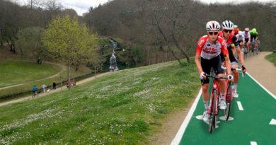 El nuevo carril bici del Río Rato formará parte de una de las etapas clave en La Vuelta a España