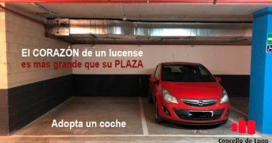 'Adopta un coche', la iniciativa del Ayuntamiento para aparcar vehículos en plazas privadas si cierra el Ánxel Fole
