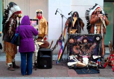 Después de 30 años, los flautistas peruanos de San Froilán reconocen que hacen playback