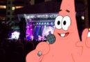 Un grave error en la contratación del concierto de hoy traerá la actuación de 'Patricio', el amigo de Bob Esponja