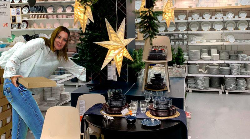 El Ayuntamiento destina parte del presupuesto local a comprar el alumbrado navideño en IKEA