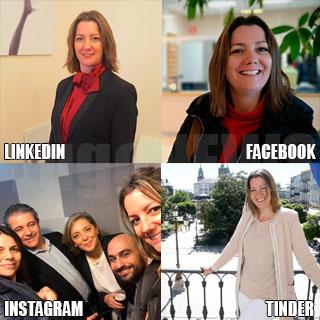 las redes de la alcaldesa