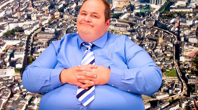 Preocupa el hundimiento de la ciudad al haber aumentado el peso medio de los lucenses 7 kilos durante la cuarentena