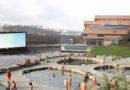 El Ayuntamiento abrirá en agosto la nueva playa fluvial con autocine y caldas termales en un combo 3×1 especial verano