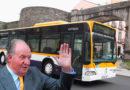 El Rey emérito desvió fondos destinados a mejorar el bus urbano de Lugo para regalárselos a Corinna