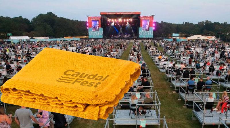 La nueva edición del Caudal Fest incluye una manta con la compra de entradas para que los asistentes aguanten sentados