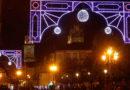 El Ayuntamiento de Lugo comenzará también a colocar las luces de navidad al igual que Vigo, aunque esperan finalizar en 20 minutos