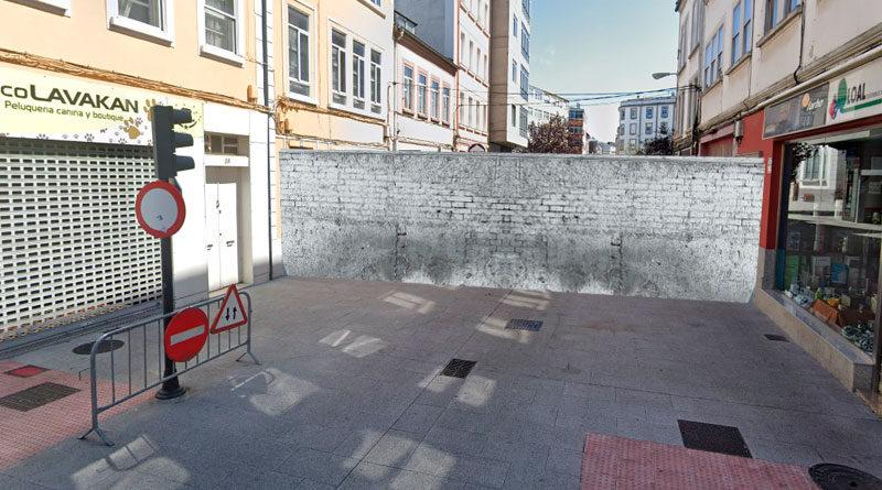 El Ayuntamiento rodeará A Milagrosa con un muro si los hosteleros continúan con sus quejas