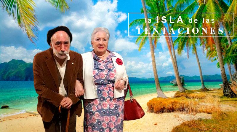 Os Pelúdez visitarán el próximo jueves La Isla de las Tentaciones