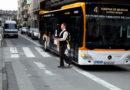 Los hosteleros lucenses trasladarán sus locales al interior de los buses urbanos para no tener limitaciones de aforo