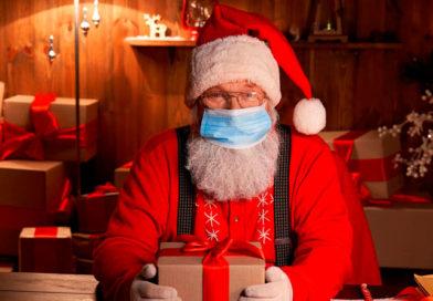 La Guardia Civil impedirá a Papá Noel entrar en Lugo esta navidad por encontrarse en edad de riesgo