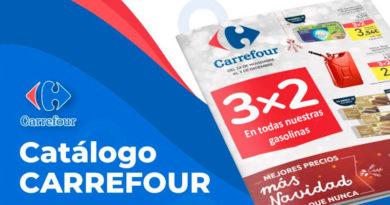 Carrefour ofertará 3×2 en litros de gasolina para vaciar los depósitos antes de cerrar su estación