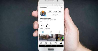 Rubén Arroxo se abre una cuenta de instagram para publicar fotos de las obras que lleva a cabo en la ciudad