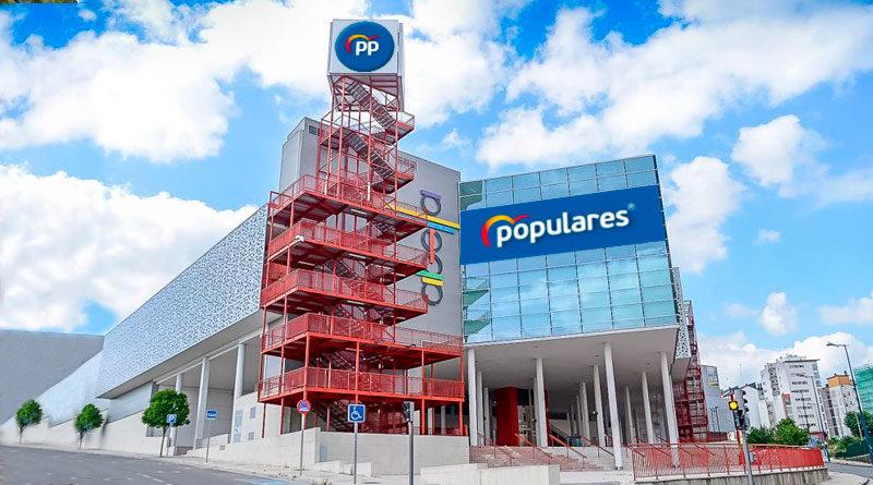 El Partido Popular trasladará su sede central al edificio vacío del Centro Comercial Abella