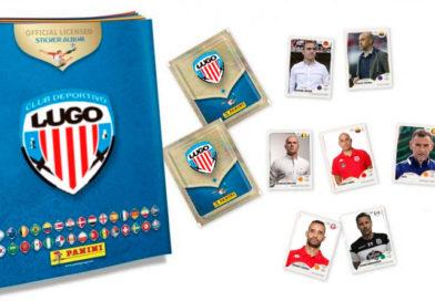 Panini lanzará este año un coleccionable con todos los entrenadores del CD Lugo en la temporada 2020-2021